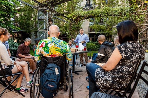 Festival Leadership Meeting & Planning Retreat